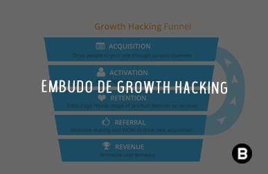 Growth Hacking Funnel para hacer crecer tu negocio