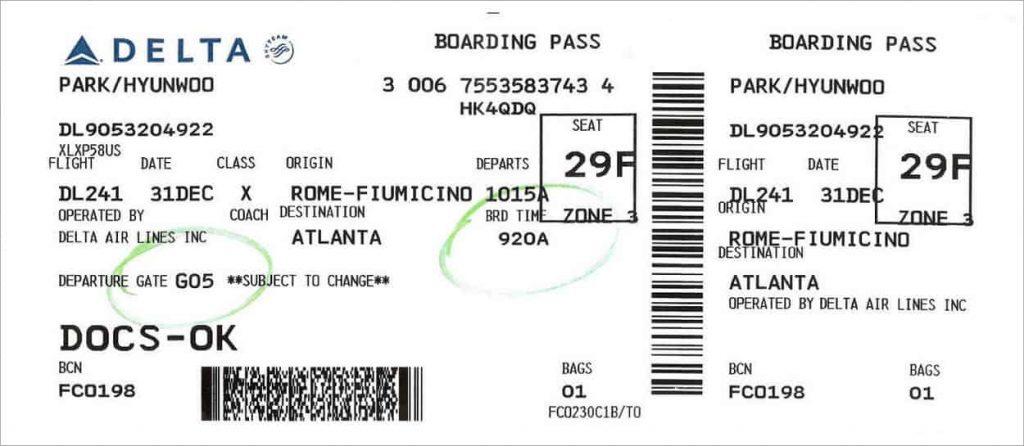 billete avión mala experiencia de cliente